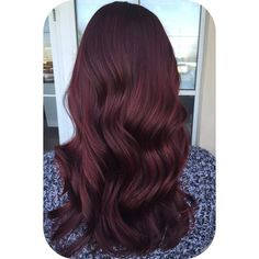 Burgundy red hair, dark purple hair, plum hair, cherry cola hair co Burgendy Hair, Dark Purple Hair, Plum Hair, Long Gray Hair, Lilac Hair, Hair Color Dark, Dark Hair, Cherry Cola Hair Color, Cherry Hair Colors