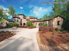 Charlotte Luxury Home Magazine Realtor Profile
