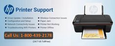 Being an electronic device HP printer also shows some technical issues like paper jam, printer offline, wireless connectivity and much more. Dial HP printer customer care number +1-800-439-2178 to fix your HP printer issues immediately by certified technicians.