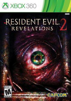 Resident Evil Revelations 2 Xbox 360 game