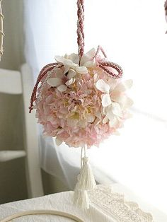 Japanese Wedding bouquet. Not the right colors but could be used as inspiration