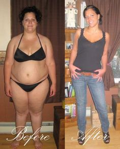 before and after - healthy weight loss Photo (24777069) - Fanpop