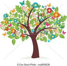265 Mejores Imágenes De árboles Colorido Y Naturaleza Tree Of Life