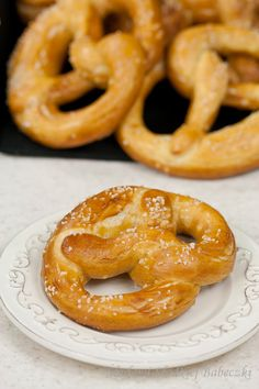 Precle bawarskie / Bavarian pretzels