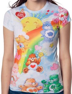 Sunshine Care Bears Shirt
