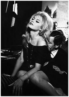 Brigitte Bardot in La Vérité, 1960