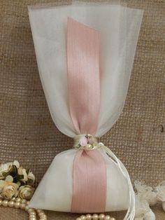 My Wedding Tips: Μπομπονιέρες γάμου κλασικές - δετές