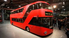 new london busses #london #bus