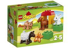 LEGO DUPLO Ville 10522 Maatilan eläimet