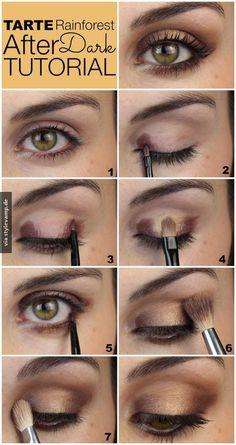 Elegante Augen:
