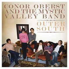 Conor Oberst And The Mystic Valley Band - Outer South 180g Vinyl 2LP (Awaiting Repress) Pre-order