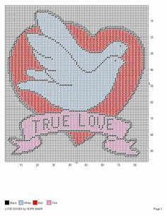 LOVE DOVES STYLE 1