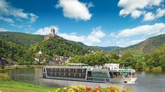 Popular destinations for river cruises in Europe include the breathtaking scenery which can be observed from luxury barges along the Rhine and Danube rivers River Cruises In Europe, European River Cruises, Cruise Europe, Cruise Travel, Cruise Vacation, Vacations, Best Cruise, Cruise Port, Cruise Tips