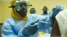 Trial of new Ebola vaccine begins