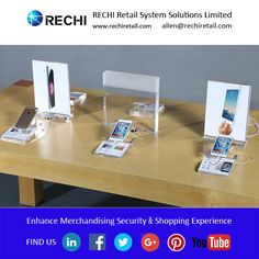 Arce S19 Acrylic Sign Holder For Mobile Phone