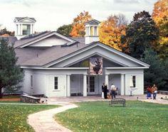 Norman Rockwell Museum -- Massachusetts, October 2011