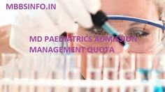 MD Paediatrics admission management quota 2016 Indiambbsinfo
