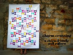 Moda Bake Shop: Charm Crossing Quilt
