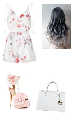 """day on the town #53"" by madison-kohut on Polyvore featuring The Jetset Diaries, Sugarbaby and Michael Kors"