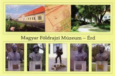 Hungarian Geographical Museum/Magyar Földrajzi Múzeum (2006)  Erd, Hungary   www.foldrajzimuzeum.hu