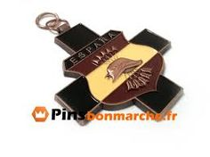 Would you like to create your own personalized pins? You are in the right place! We offer you an easy, fast and cheap process! Pine manufacturer and speculator of personalized badges.