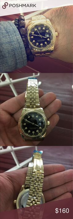 Rolex Rolex gold Accessories Watches