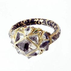 Idée et inspiration Bague Diamant : Image Description diamond and enamel ring, now at Ranger's House, London (© with kind permission of The Wernher Foundation) Renaissance Jewelry, Ancient Jewelry, Antique Jewelry, Vintage Jewelry, Renaissance Era, Irish Jewelry, Jewelry Art, Gold Jewelry, Jewelry Accessories