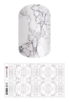 Inspired by marble, 'Sculpted' is a perfect classic nail wrap with a matte finish that leaves an impression! #SculptedJN #White #Grey #Gray #Mate #Marble #Spring16 #FromTheRunway #Jamberry #BerryGirlNails