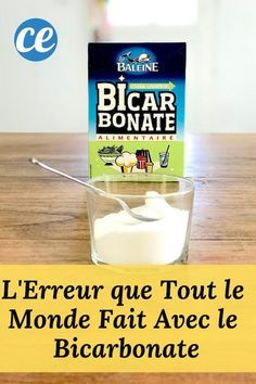 If you read How economise …, you know that bicarbonate is our favorite product! How-to-save explains all the uses of baking soda for cleaning … and those where it is better to use percarbonate of soda! Deep Cleaning Tips, House Cleaning Tips, Diy Cleaning Products, Cleaning Solutions, Spring Cleaning, Cleaning Hacks, Limpieza Natural, Oven Canning, Clean Baking Pans