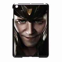 Loki Tom Hiddleston Face The Avengers iPad Mini Case