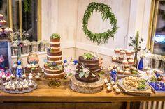 Sweet table | Wedding cake