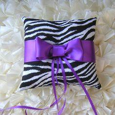 zebra & purple