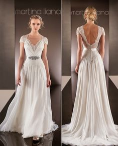 Vestidos de noiva Martina Liana 2015