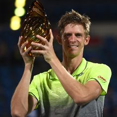 Kevin Anderson won the 10th edition of the Mubadala World Tennis Championship on Saturday, joining a roll of honour that includes Rafael Nadal, Novak Djokovic and Andy Murray as its only previous winners.   The South African world number 14 was in imperious form once again, beating Spain's world number 20 Roberto Bautista Agut 6-4, 7-6 (7/0) in the final.