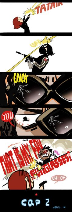 Bucky's sunglasses by Ruinter on deviantART