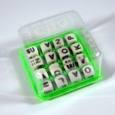 Mini Word Puzzle Game