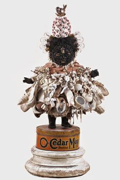 vanessa german - O Cedar Mop Power Figure to the Creation of New Lives, 2011 / Pavel Zoubok Gallery