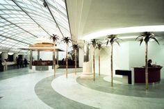 Hans Hollein, Travel Agency , Vienna , Austria 1979. Opposition.