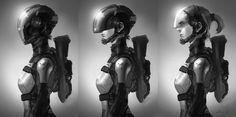 Sci fi concept - 01 by zano.deviantart.com on @DeviantArt