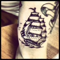 ME small ship