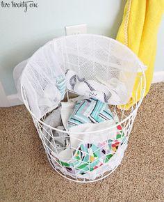 organize baby clothes 3