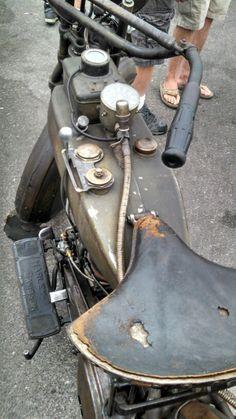 1922 Harley
