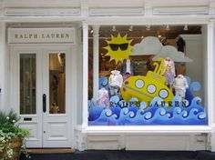 In the Window: RL's Kids Live In A Yellow Submarine - Racked NYclockmenumore-arrow :