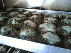 Yemek ve Biz: ıspanaklı bülbül yuvası