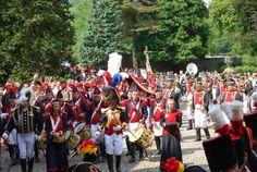 Marche St Roch de Ham-sur-Heure