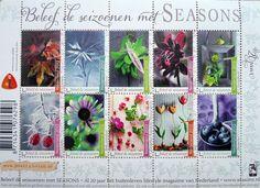 Als je in de winkel postzegels koopt, heb je vaak een beperkte keuze en krijg je vooral de standaard Bea of nu Willem-Alexander zegels. Zonde, want er bestaan zoveel mooie en bijzondere postzegels!...