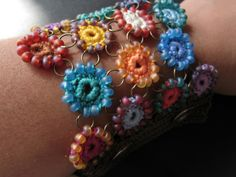 Summer Crochet by AmoresFrivolos, via Flickr