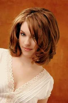 Medium length haircuts and colours for women - Google Search
