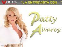 LA ENTREVISTA CON... PATTY ALVAREZ