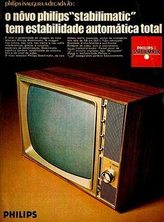 Iba Mendes: Anúncios antigos de aparelhos de Televisão Conheci um deste em 1969, apareceu lá em casa. Saudades!!!